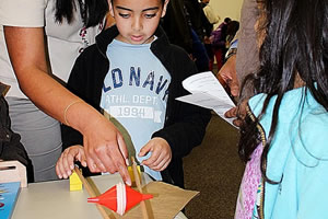 Family Science Nights at Schools