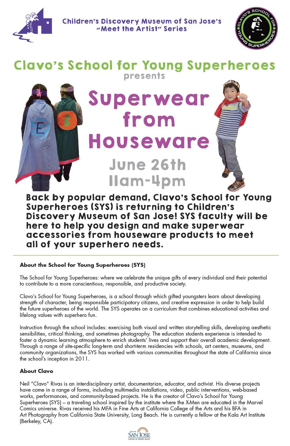Superwear from Housewear