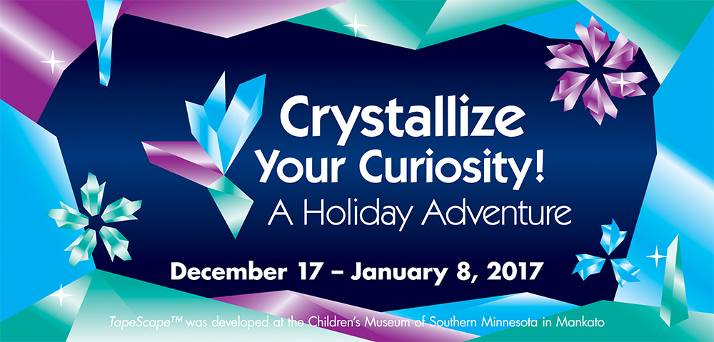 Crystallize your Curiosity: A Holiday Adventure