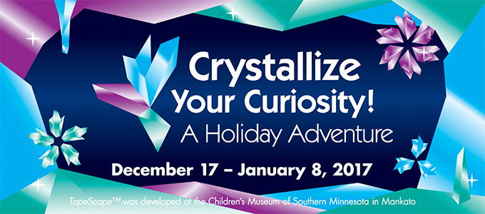Crystallize Your Curiosity! A Holiday Adventure