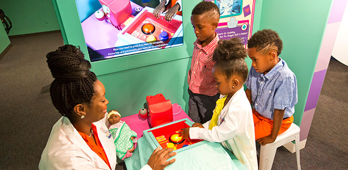 Family Night at the Museum with Doc McStuffins: The Exhibit