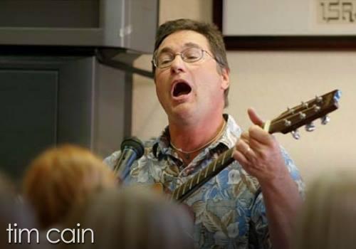 Music Fun Under the Sun: Tim Cain