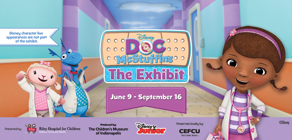 Doc McStuffins: The Exhibit