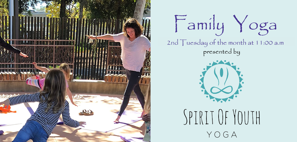 Family Yoga with Spirit of Youth Yoga