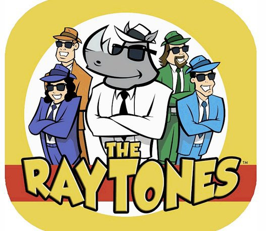 Music Fun Under the Sun: The Raytones