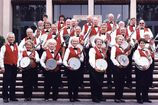 Music Fun Under the Sun: The Peninsula Banjo Band
