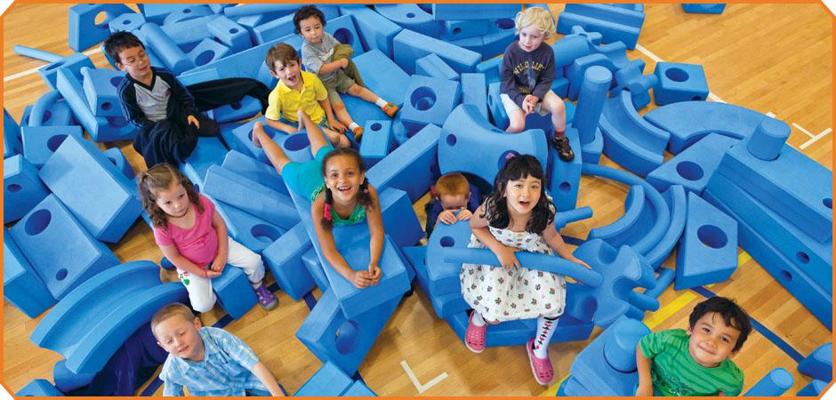 Imagination Playground Blocks Return!