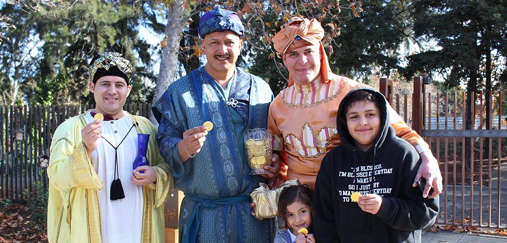 El Día de los Tres Reyes Magos / Three Kings Day
