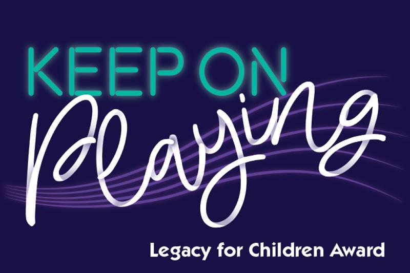 Legacy for Children Award 2021