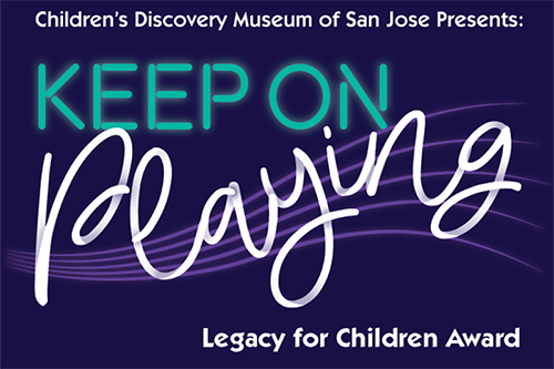 Keep on Playing - Legacy for Children Award