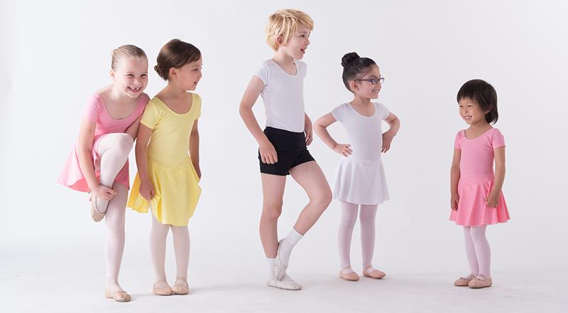 New Ballet Dance Along