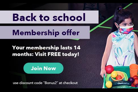 Back to School Membership Offer!
